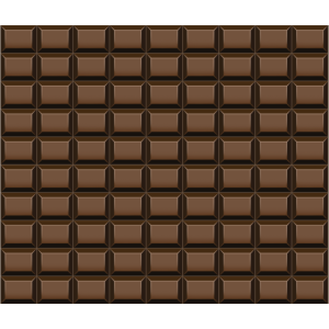 Chocho Mocho Braune Schokolade