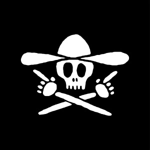 piraten kauboi schwarz
