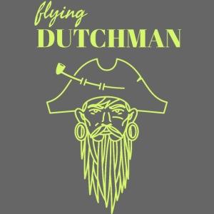 Meet the flying Dutchman !