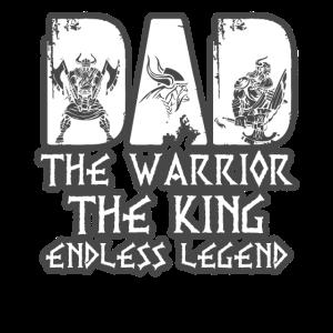 Papa der beste Vater des Kriegers