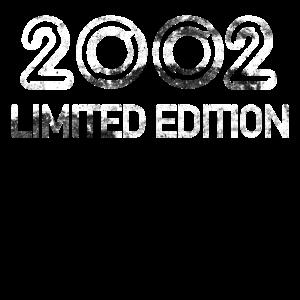 18. Geburtstag 2002 Limited Edition