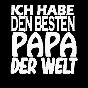 Ich Habe den besten Papa Geschenk für Vater
