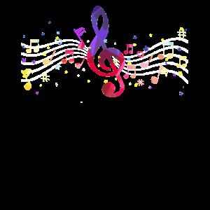 Notenschlüssel Orchester