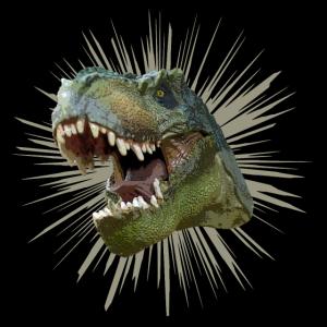 Maske Dino T-Rex