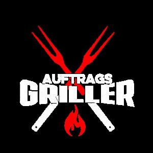 Auftrags Griller Grillen BBQ