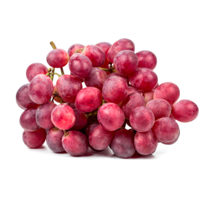 Weintrauben. red grapes.