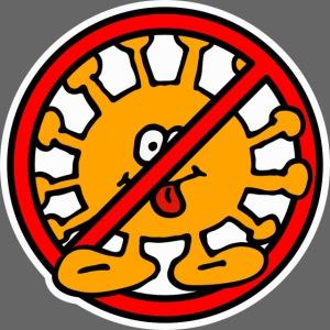 No Corona // Zutritt verboten