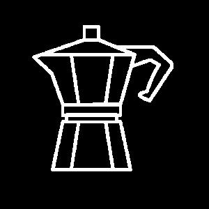 Mokka-Kaffeemaschine für Espresso Geschenkidee