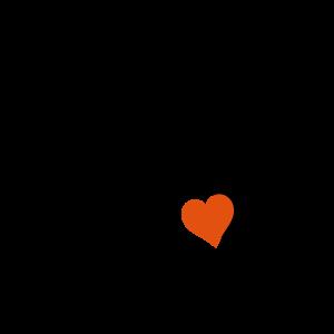 viele kleine Herzen Herzchen Muster Symbole Fläche