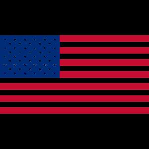 Gesichtsmaske USA Flagge Amerika