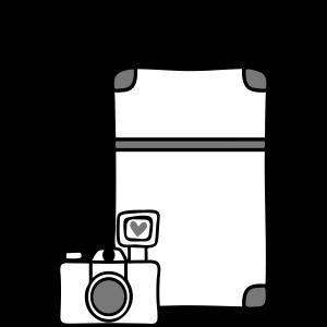 Kamera Koffer Reise Liebe