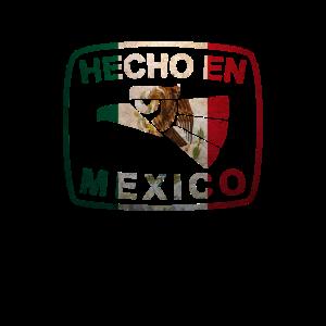 Mexikanisches Design Mexikanisches Flaggendesign für Mexikaner