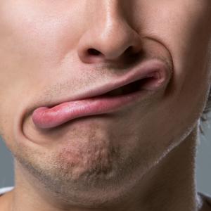 Real Faces Gesichtsmaske - Male 4