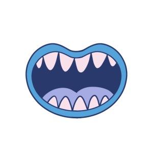 Monsterlächeln