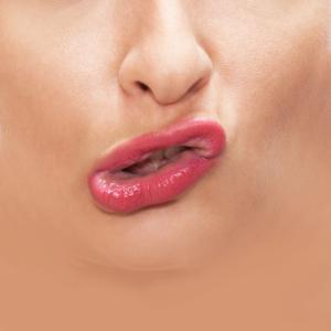 Lustige Gesichtsmaske für Frauen