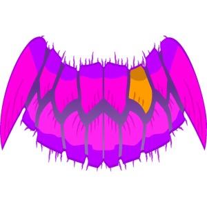 Monster Fangs