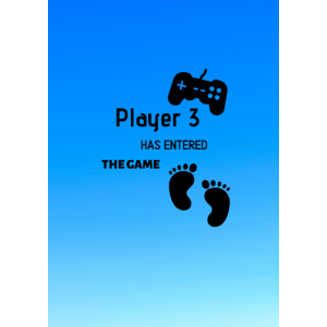 Spieler 3 Junge