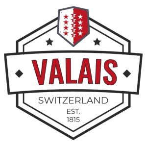 Valais established 1815 - Suisse