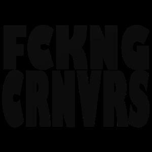 FCKNG CRNVRS Mundschutz