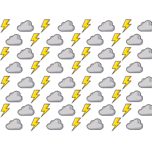 Blitz Wolke Regen Gewitter Unwetter Blitzschlag