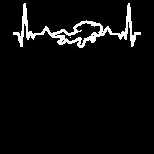 Tauchen Herzschlag Taucher Tauchschein Geschenk