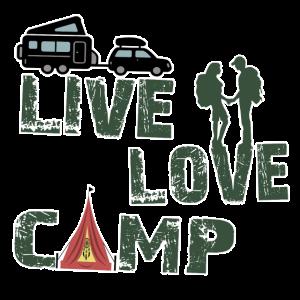 Live Love Camp - Lebe Liebe Campe