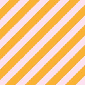 Streifen Rosengelb