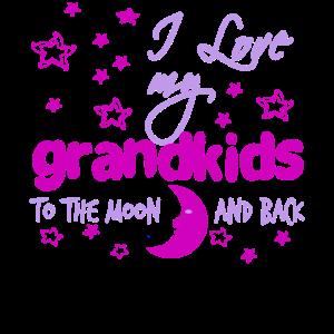 Ich liebe meine Enkelkinder
