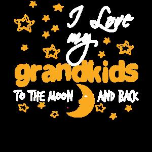 Enkelkinder zum Mond und zurück