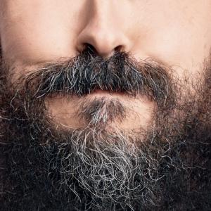 Bart Gesichtsmaske | Lustige