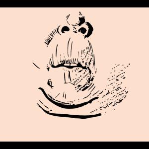 """Mund-/Nasen-Alltagsmaske """"Duplo"""""""