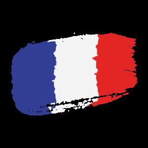 Französische Flagge Nationalflagge Frankreich