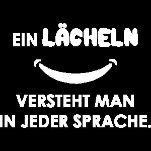 laecheln lachen