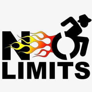 > Geen grenzen voor deze rolstoel gebruiker