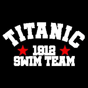 Titanic Swim Team - 1912 - Ship - Schiff Untergang
