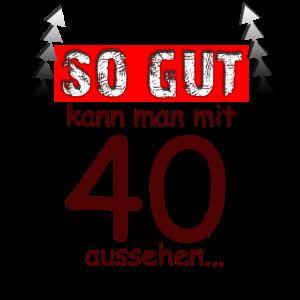 40ter Geburtstag