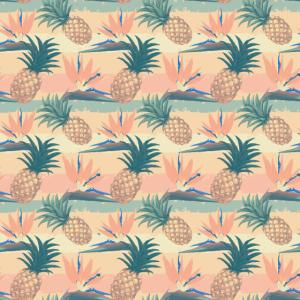 Ananas Muster