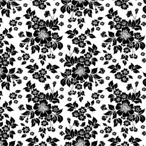 Silver Flowers by VINRECH 3D x DOÉ