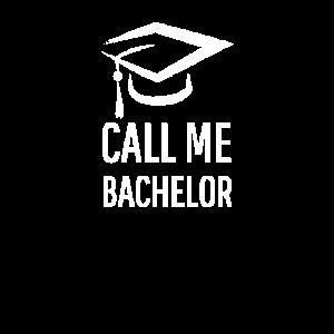 call me bachelor Abschluss Student