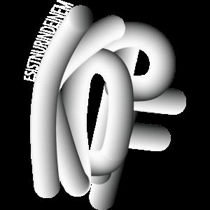 Nur in deinem Kopf/3D/Typo Design