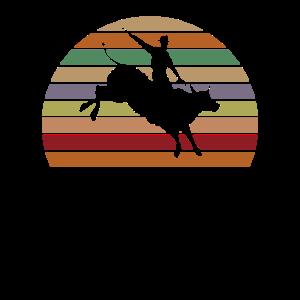Bullenreiter - Bullenreiten - Retro