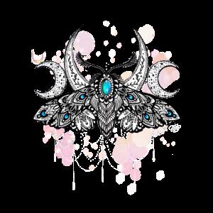 Mandala-Motte
