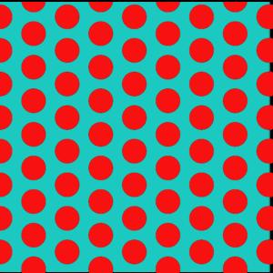 Punkte Polka Dots Mundschutz Punkte Maske Punkte