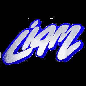 liam graffiti name vorlage