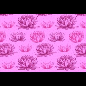 Gesichtsmaske Maske Lotusblüte