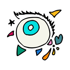 Punkodylate Auge