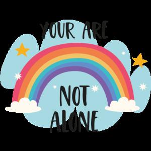 nicht alleine