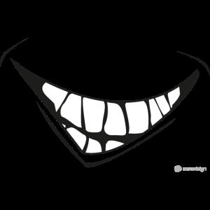 Maske Lachen