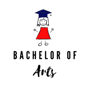 Bachelor of Arts Absolventin Uni