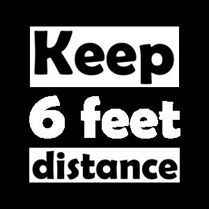 Distanz und Abstand